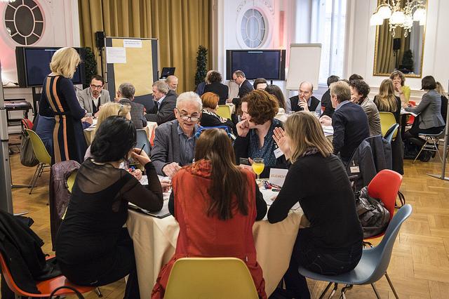 """Partnerkonferenz """"Energie für die Bildungsreform"""""""