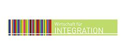 Logo Wirtschaft für Integration